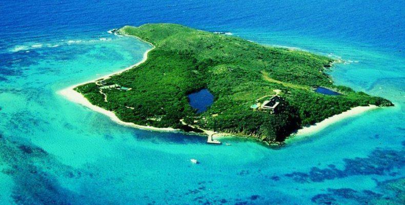 Otok Obonjan Šibenik