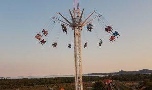 spin, fun park, biograd