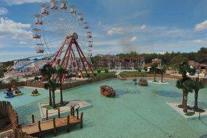 water, fun park, biograd, pirate