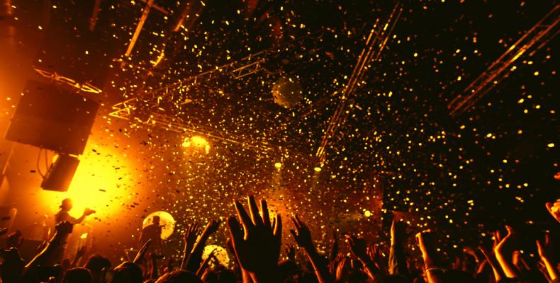 party, night, fun