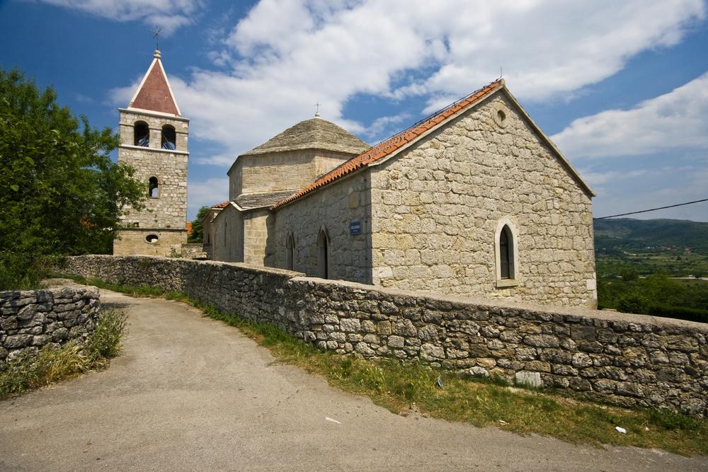 crkva svetog ante padovanskog u drnišu