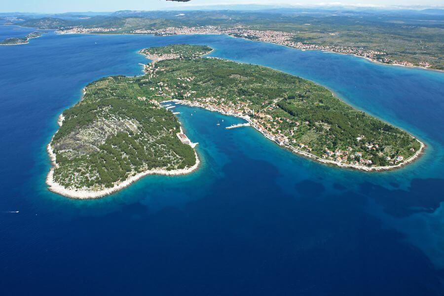Otok Prvić Šibenik