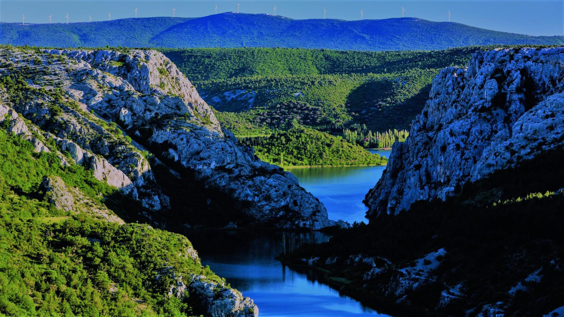 Nacionalni park Krka - Kanjoj rijeke Krke