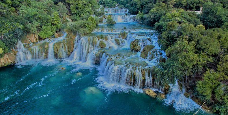 Nacionalni par Krka - slapovi Krke