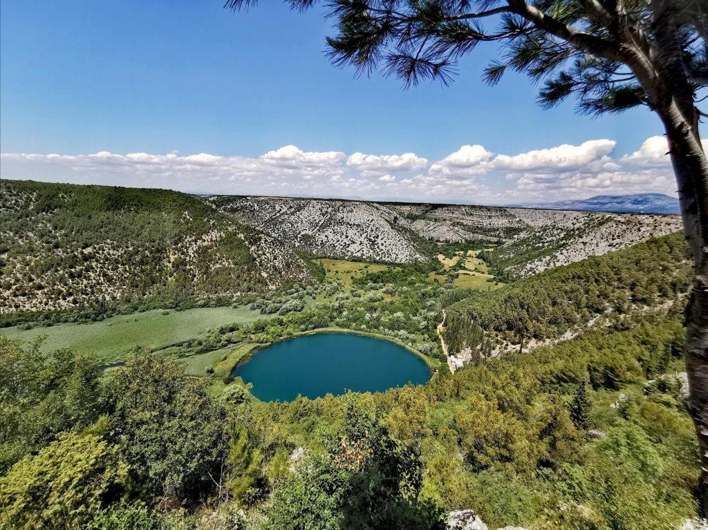 Jezero Torak - rijeka Cikola