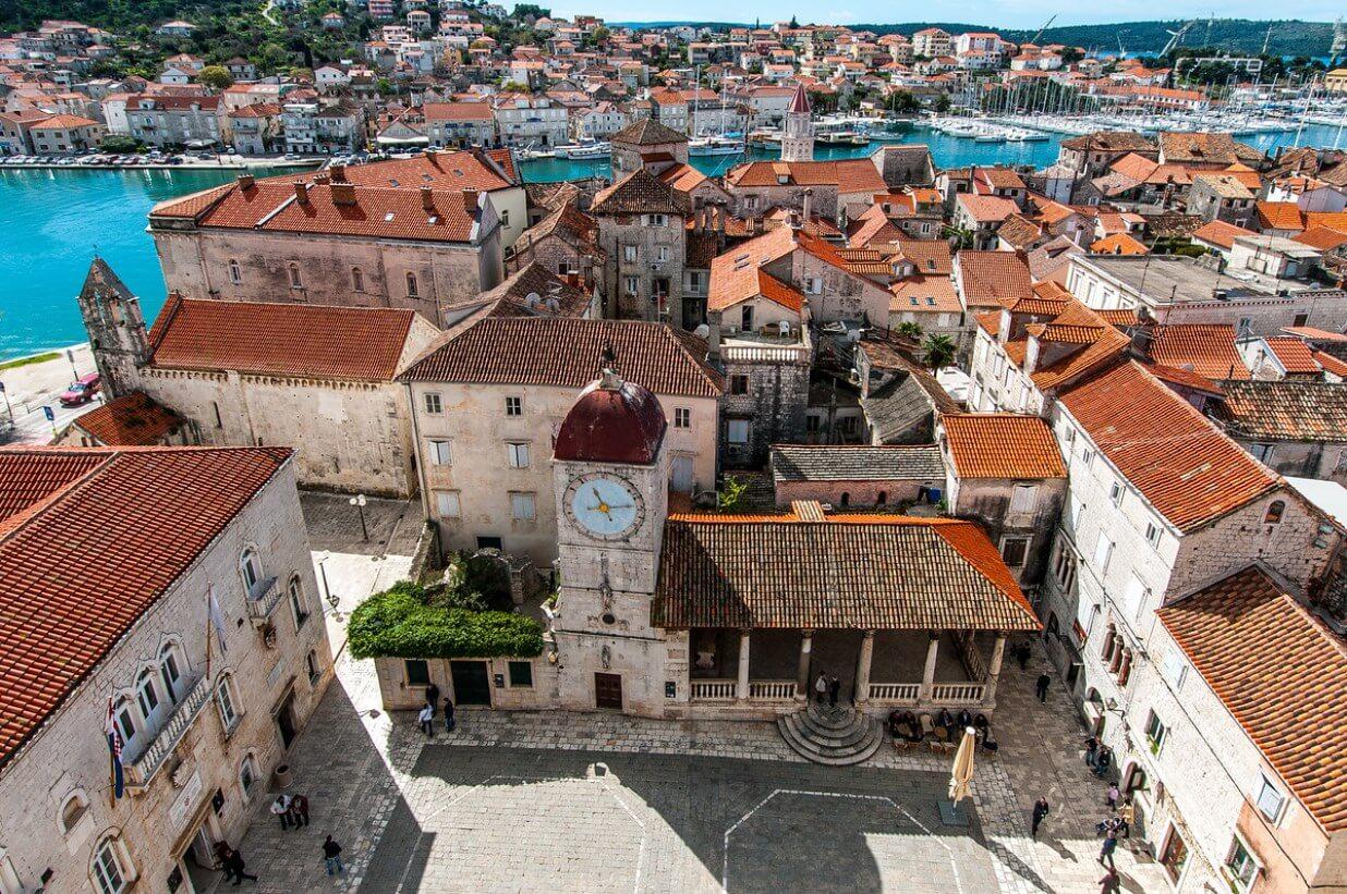 Trogir stari grad
